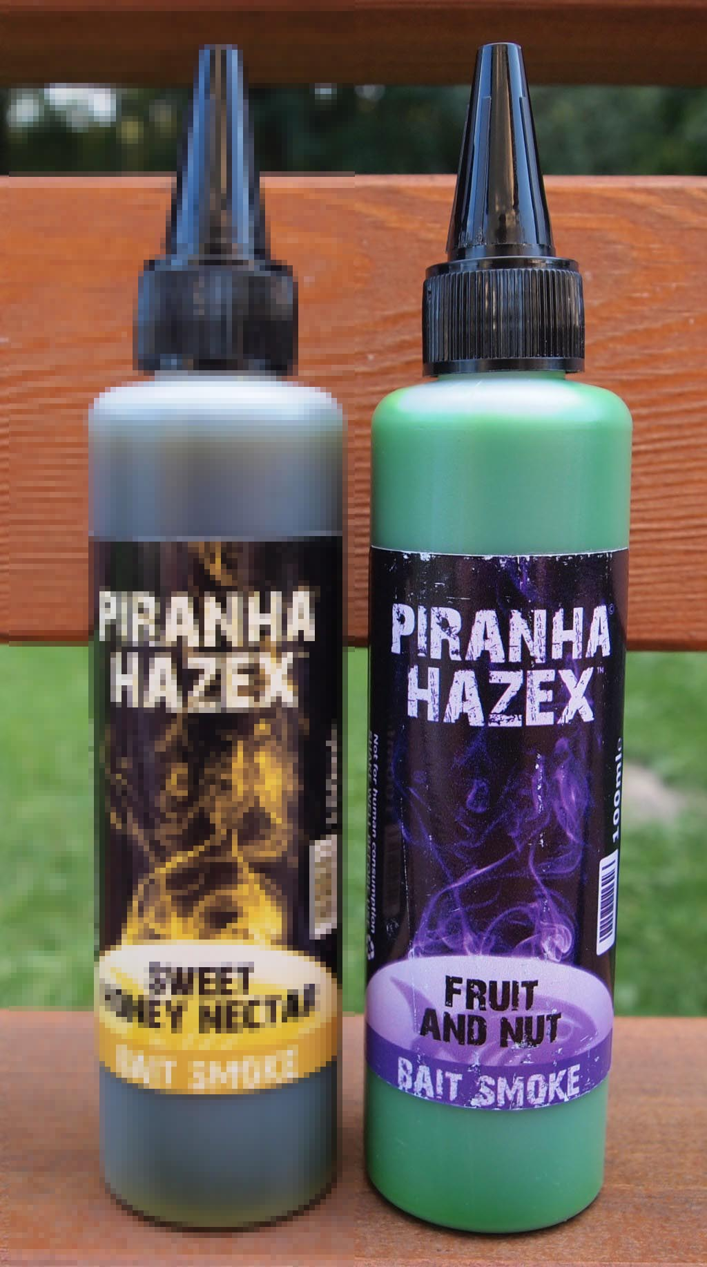 PIRANHA HAZEX FRUIT AND NUT