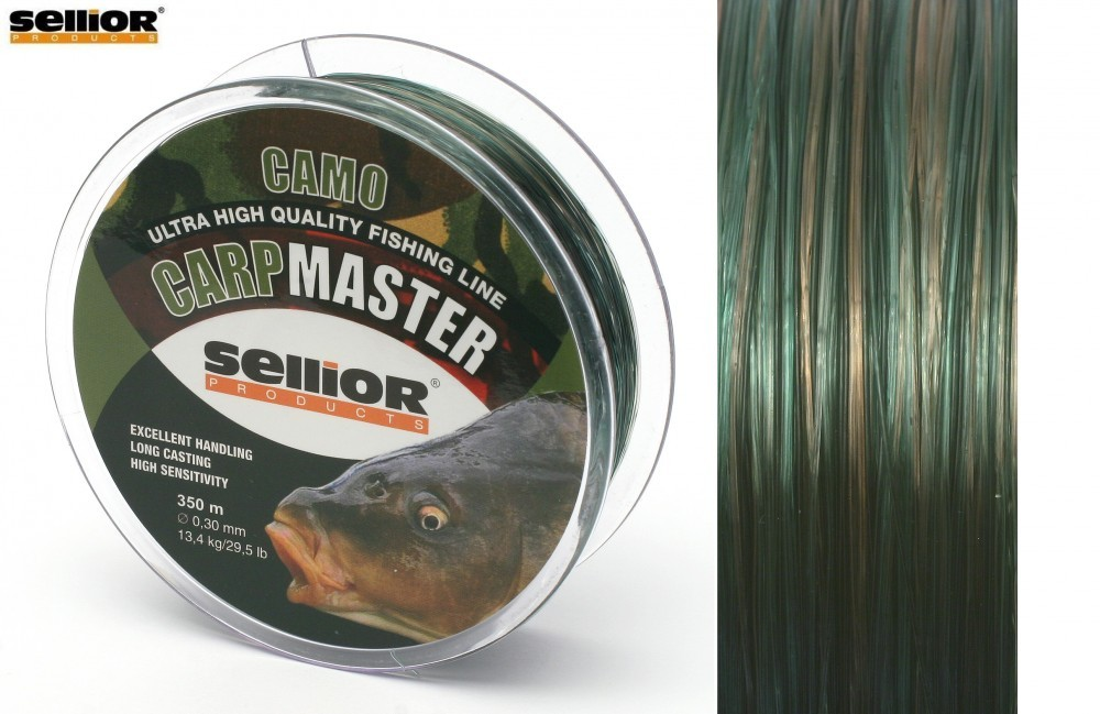 SELLIOR CARPMASTER CAMO 350 m